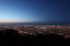 约会、旅行必去─北海道5座美丽夜景都市大推荐!