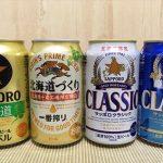 夏天才能喝得到!来北海道观光时,不容错过的北海道限定啤酒!