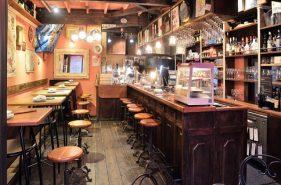 参观城市中的怀旧建筑~札幌‧狸小路地区八大美食餐厅