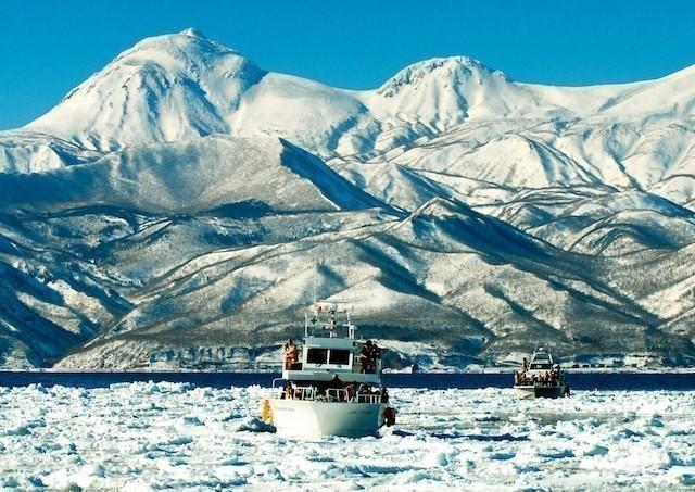 知床冬季的活动就是这个啦!不可错过的体验&精选的5个活动