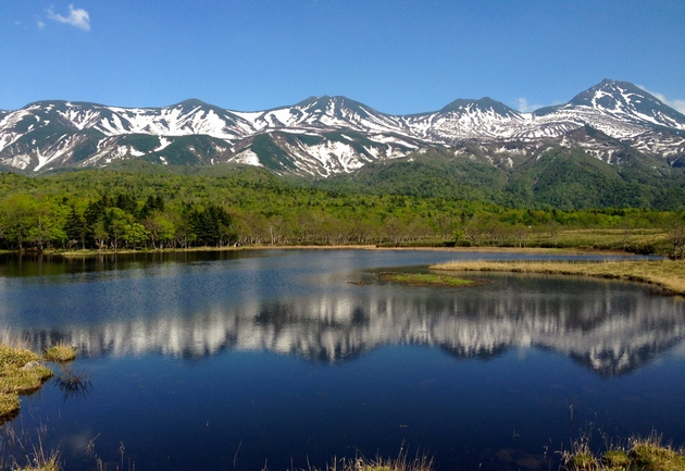 "We joined the ""Shiretoko Goko Lakes"" Guide Tour! 【World Natural Heritage Site】"