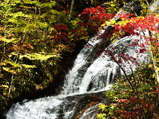 sapporo water-fall