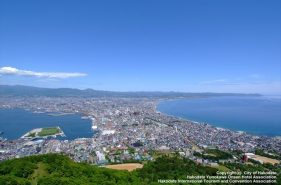 A guide to the sight and events of Hakodate in summer