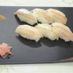 Now only! Exclusive to Mukawa! I ventured out to try the must-eat shishamo sushi!