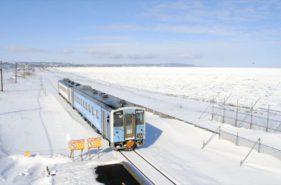 GoingbyJRmakesitevenmorefun.The Charm of the Winter Eastern Hokkaido Railway.[PR]