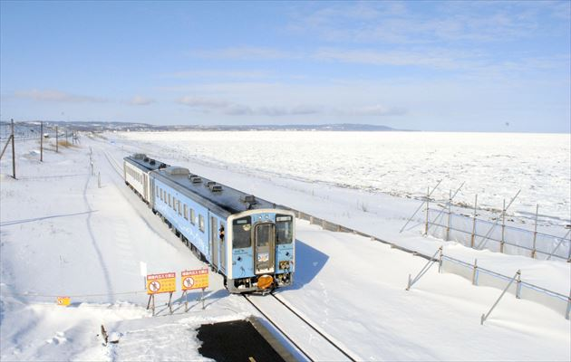 Going by JR makes it even more fun. The Charm of the Winter Eastern Hokkaido Railway.[PR]