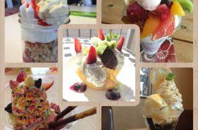기타미 시내 추천! 언제라도 먹고싶은 맛있는 파르페가게 5곳 선정