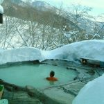 역시겨울에는눈이보이는노천탕에가보고싶다!홋카이도에서의 늘 꿈꾸던 설경 속온천8선!