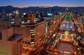 點綴北海道寒冬☆ 八大絕景彩燈活動