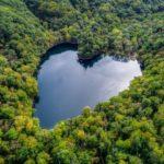 紅葉時期必去聖地,北海道秘境心形湖「豐似湖」之旅