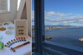 函館精選海景咖啡廳「cafe海與硝子」& 雜貨咖啡廳3間推薦