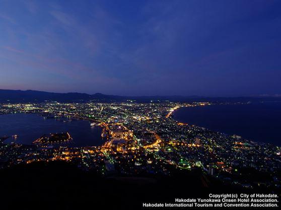 Mt.函館夜景ロマンコース