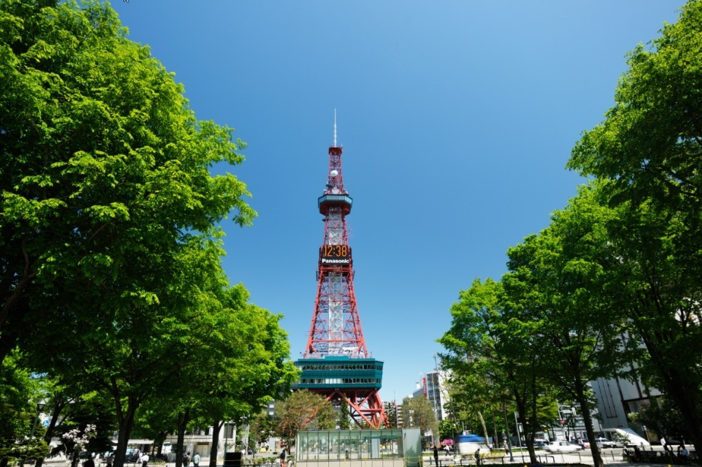 テレビ塔メイン