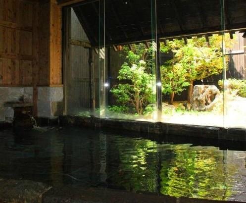 Otaru hot spring