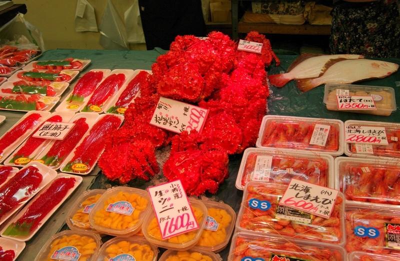 小樽 市場