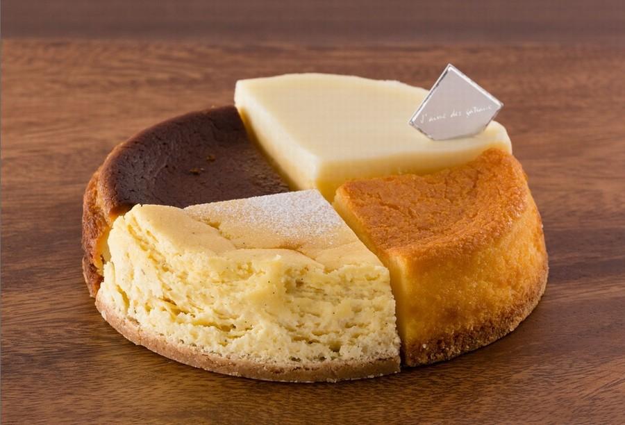 ボーノボーノ・4種のアソートケーキ