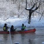 氷と太陽の魔法【冬の釧路川】ダイヤモンドダストカヌーの魅力とは?