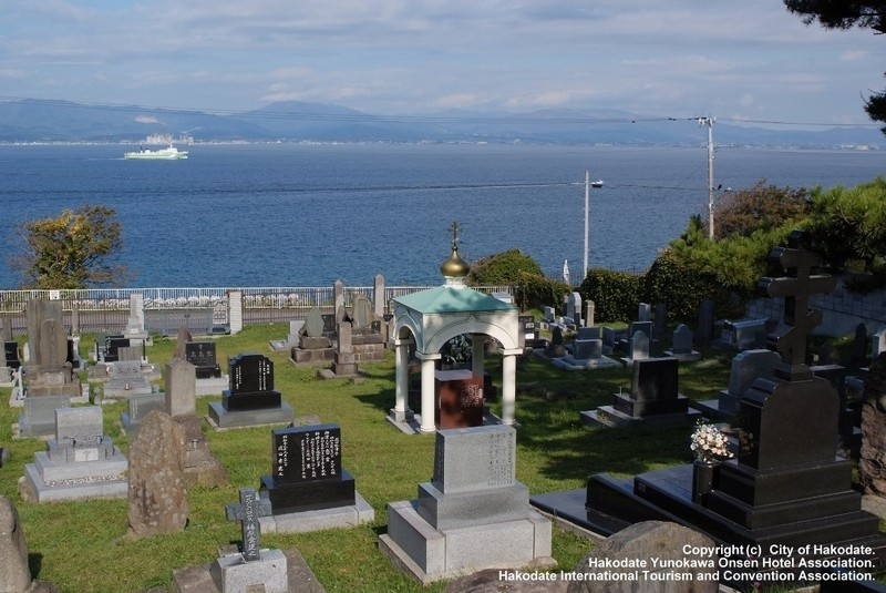 hakodate-foreign-cemetery