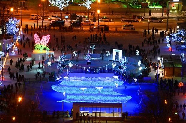 tokumitsu-coffee-view-snow-festival