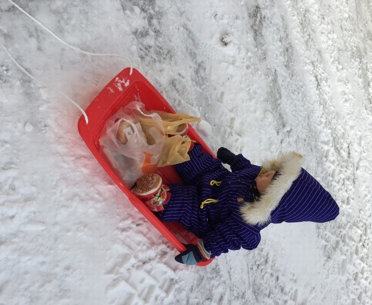 child-snow-sori