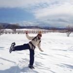 冬の知床五湖をスノーシューで歩く!大自然知床をひとりじめ♪