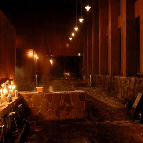 湧駒荘のお風呂