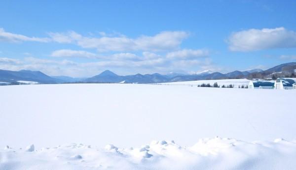 冬のおんねゆ温泉