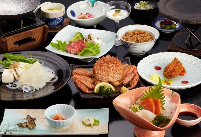 yunohama-hotel-dinner