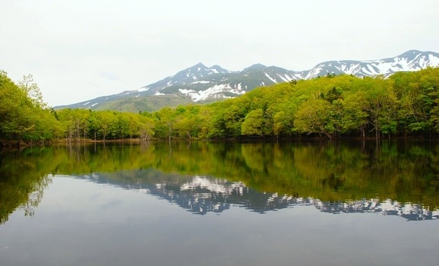 Shiretoko five lakes
