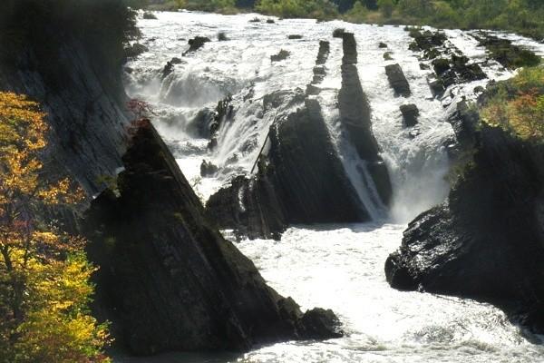 夕張観光(千鳥が滝)イメージ