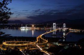ロマンチック!【日本五大工場夜景】室蘭工場夜景の魅力とは
