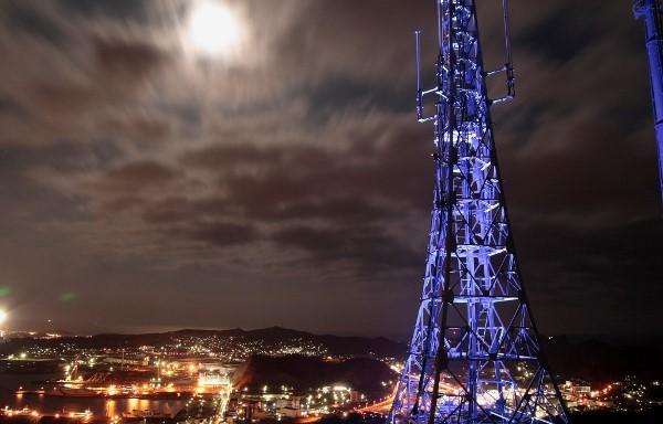 室蘭工場夜景イメージ