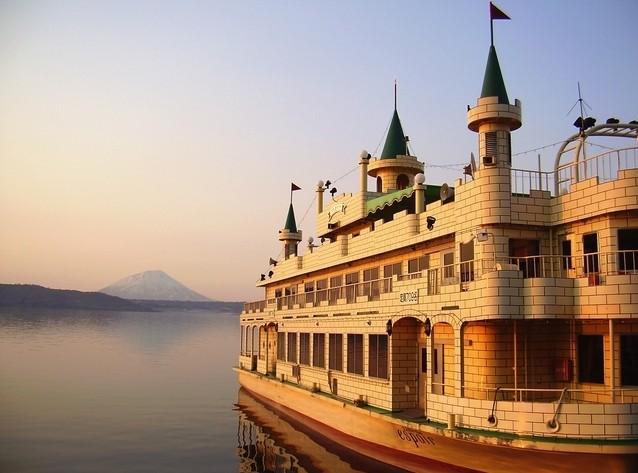 洞爺湖観光船