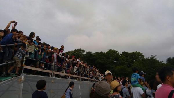 夜の円山動物園