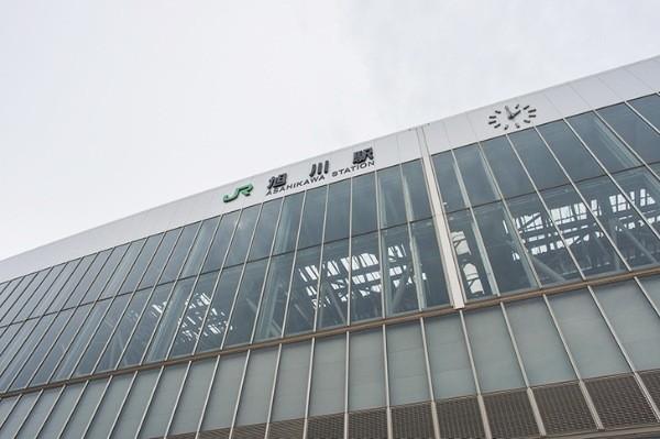 旭川駅イメージ