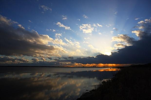 ウトナイ湖イメージ