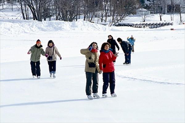 阿寒湖氷上フェスティバルICE・愛す・阿寒 「冬華美」