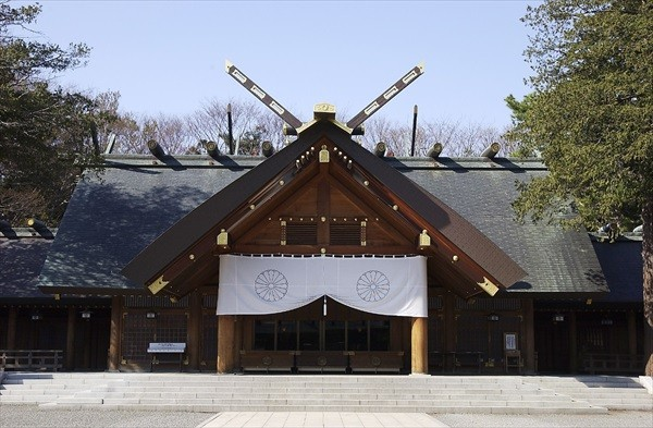 北海道神宮のイメージ