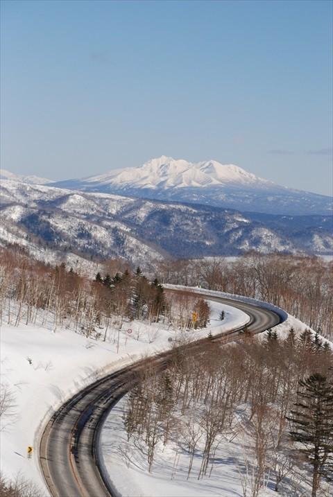 冬のひがし北海道イメージ