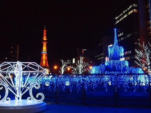 さっぽろホワイトイルミネーションの見どころと魅力【2016~17年版】!