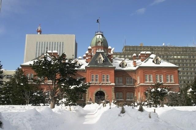 冬の札幌観光イメージ(道庁)