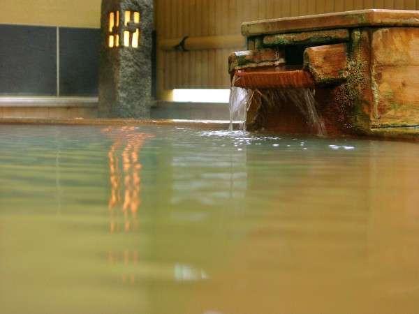 パークヒルズの温泉