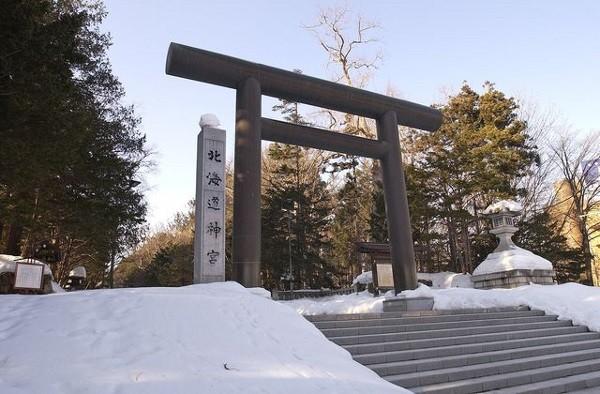 札幌 初詣