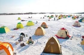 冬シーズン到来!札幌近郊で手軽にワカサギ釣りのススメ♪