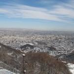 札幌・大倉山ジャンプ競技場|街並みが一望のベストスポット!