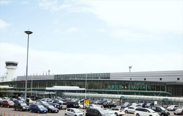 函館空港イメージ