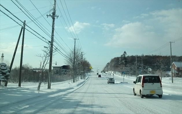 雪道イメージ