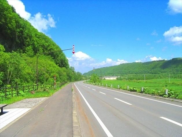 北海道道路イメージ