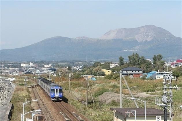 札幌から函館JRイメージ