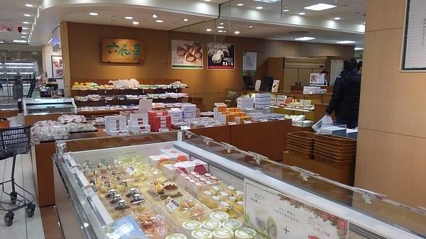 札幌デパ地下イメージ